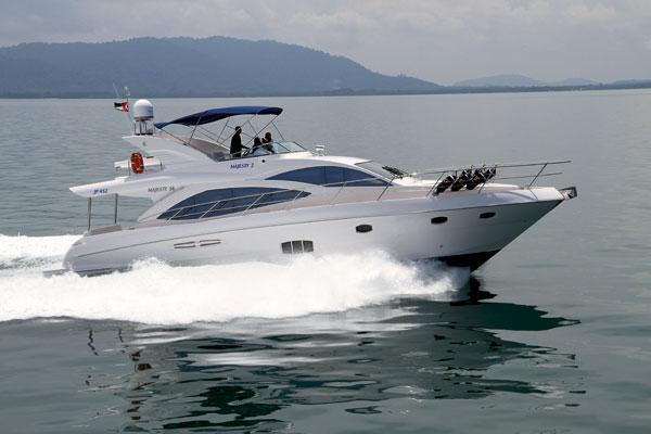 Motor Boat & Yachting | Gulf Craft Majesty 56