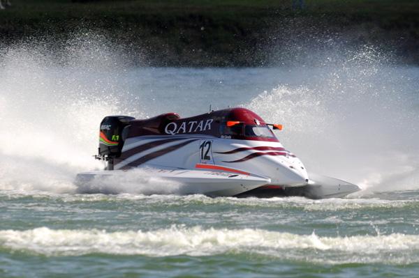 Team Qatar take victory