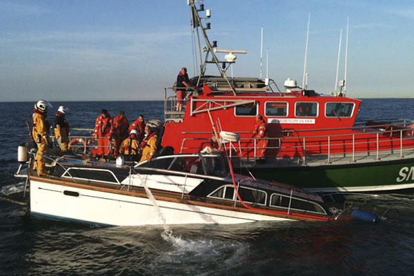 Motor Boat & Yachting | RNLI Channel Rescue