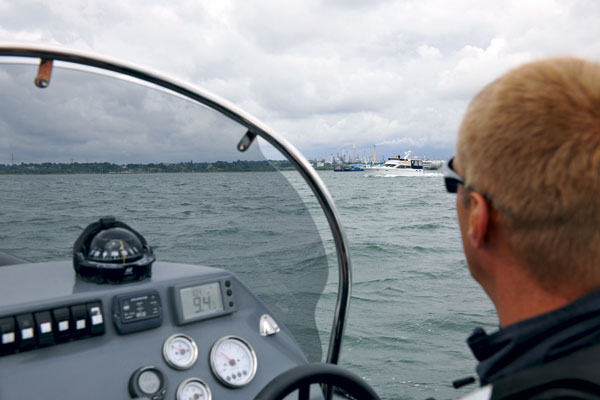 Motor Boat & Yachting | Yachtmaster - Colregs
