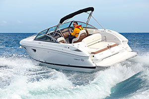 Cobalt 243 on test   Motor Boats Monthly