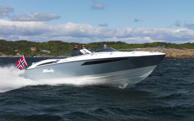 Windy Zonda 31 | Motor Boats Monthly