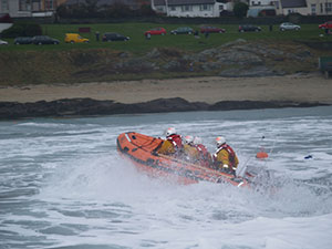 Holyhead Inshore Lifeboat | Motor Boats Monthly