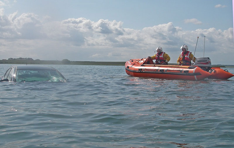 Holy Island Rescue | Motor Boats Monthly