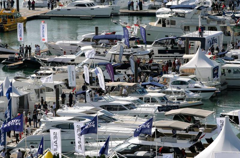 PSP Southampton Boat Show 2010