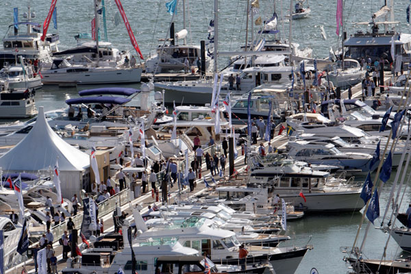 Motor Boat & Yachting | Southampton Boat Show