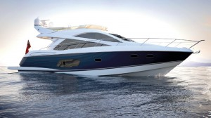 Sunseeker Manhattan 53 | Southampton Boat Show | Motor Boats Monthly