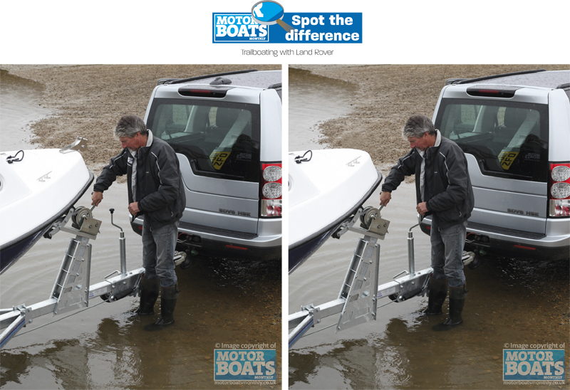 Trailboating with Mark | Spot The Difference | Motor Boats Monthly
