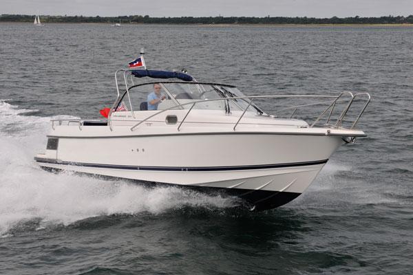 Motor Boat & Yachting | Nimbus 31 Nova S