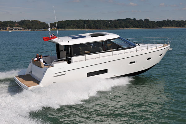 Motor Boat & Yachting | Sealine C48