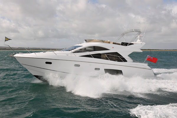 Motor Boat & Yachting | Sunseeker Manhattan 53