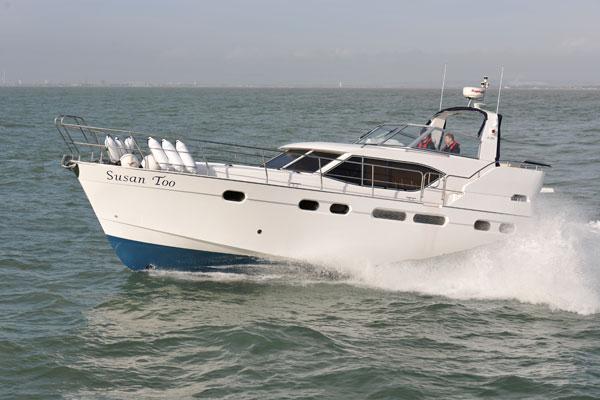 Motor Boat & Yachting   Westwood 390