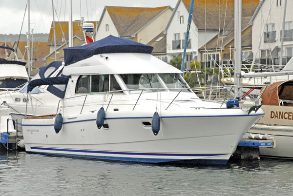 Motor Boat & Yachting | Beneteau Antares 10.80