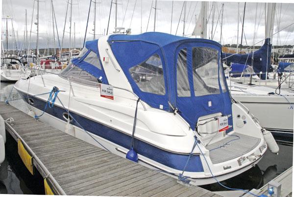 Motor Boat & Yachting | Bavaria 32 Sport