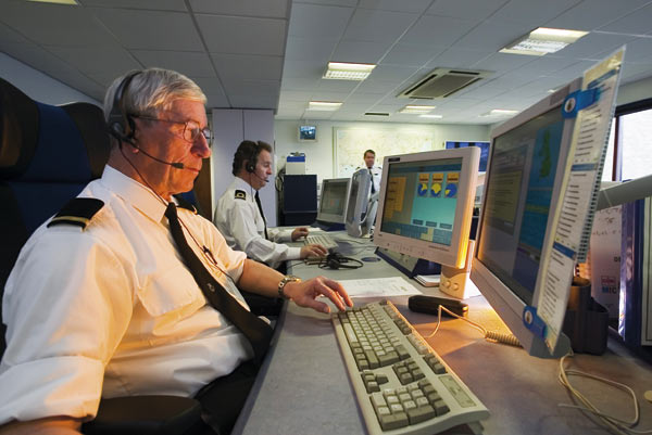 Coastguard-coordination
