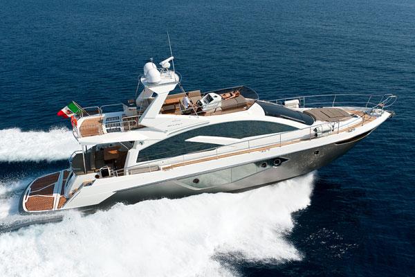Motor Boat & Yachting   Cranchi Sixty 6 Fly
