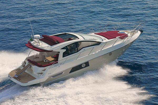 Motor Boat & Yachting | Cranchi M35
