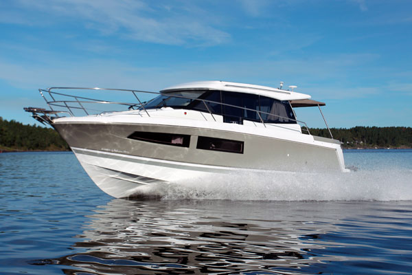 Motor Boat & Yachting | Jeanneau NC9