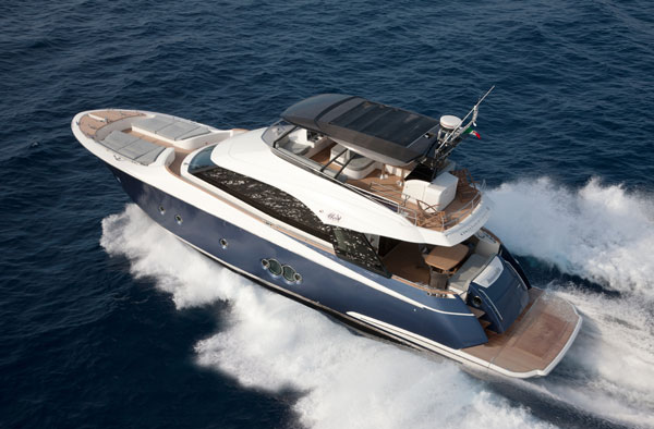 Motor Boat & Yachting | Monte Carlo Yachts 65