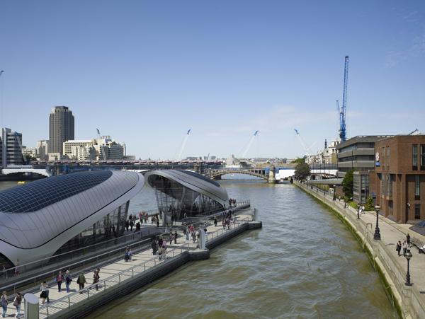 Thames River Park Plan