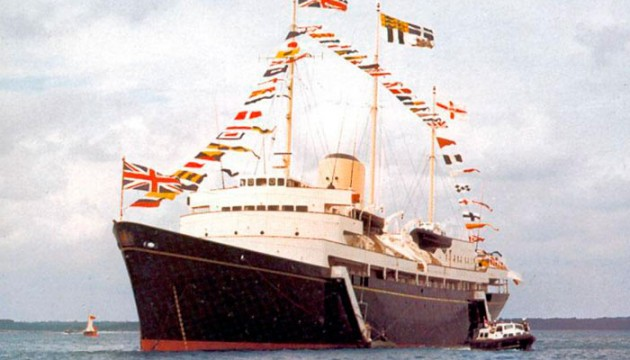 Motor Boat & Yachting | Royal Yacht Brittania