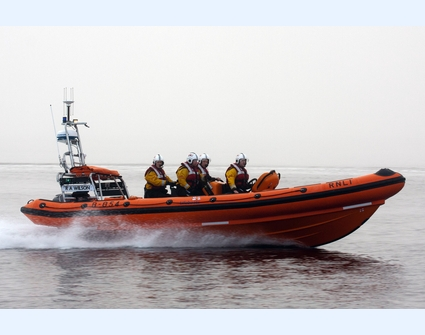 RNLI life boat class B 85