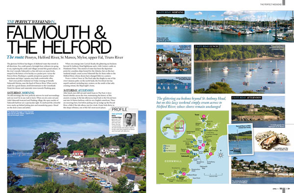Motor Boat & Yachting | Perfect Weekend Falmouth & Helford