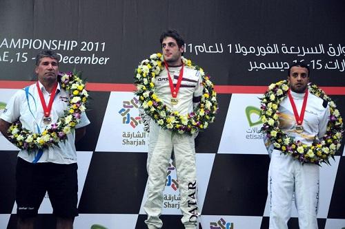 2011 Formula 1 winner