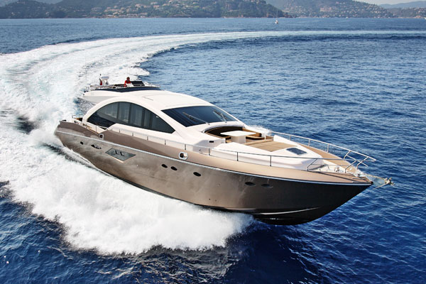 Motor Boat & Yachting | Queens Yachts 86
