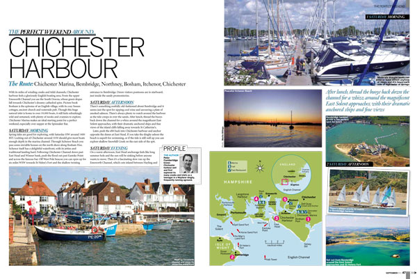 Motor Boat & Yachting | Perfect Weekend Chichester