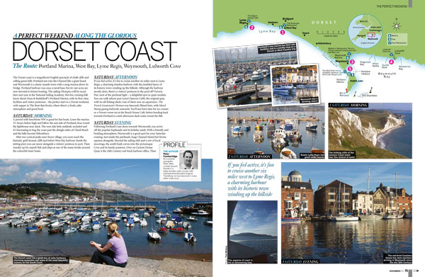 Motor Boat & Yachting | Perfect Weekend Dorset Coast