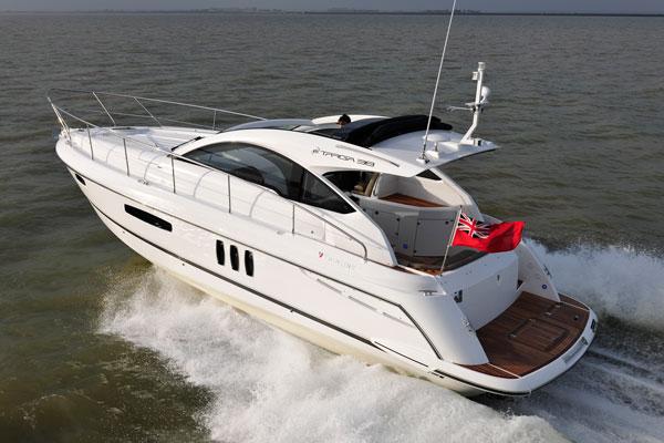 Motor Boat & Yachting | Fairline Targa 38 Gran Turismo