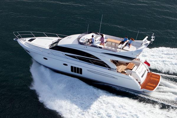 Motor Boat & Yachting   Princess 60