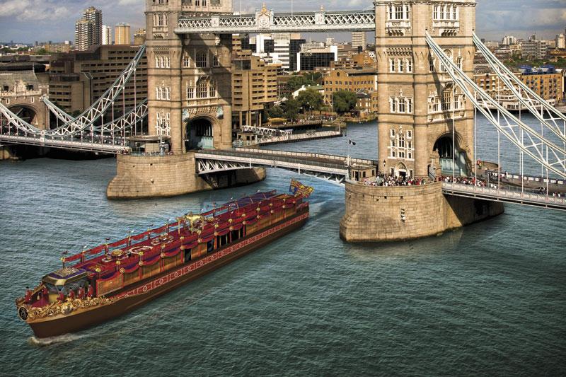 Motor Boat & Yachting | Royal Barge