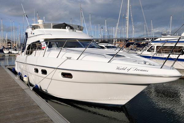 Motor Boat & Yachting | Sealine F43