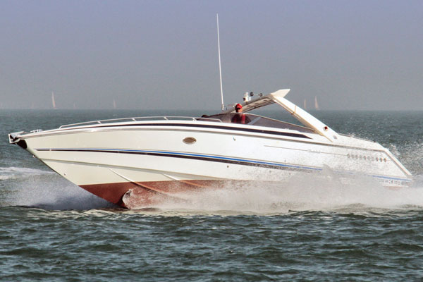 Motor Boat & Yachting | Sunseeker Thunderhawk 43