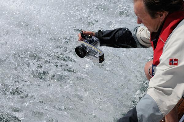Canon Legria waterproof case