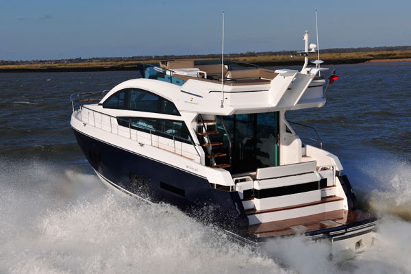 Motor Boat & Yachting | Fairline Squadron 50