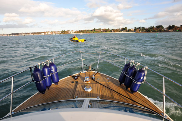 Motor Boat & Yachting | Towing a Boat