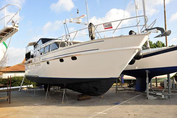 Motor Boat & Yachting | Van der Valk Comfort 50