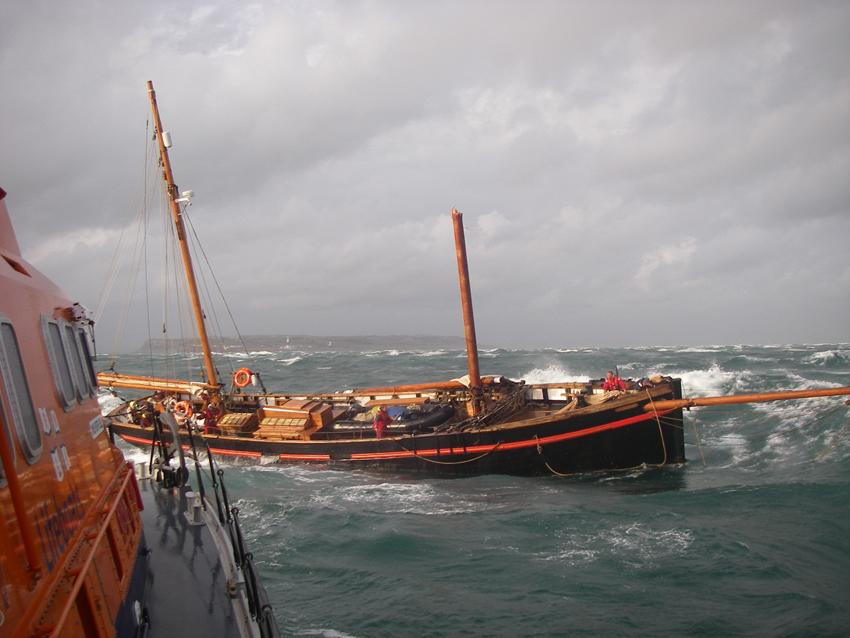 rnli trawler
