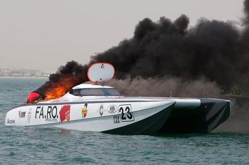 Qatar fire