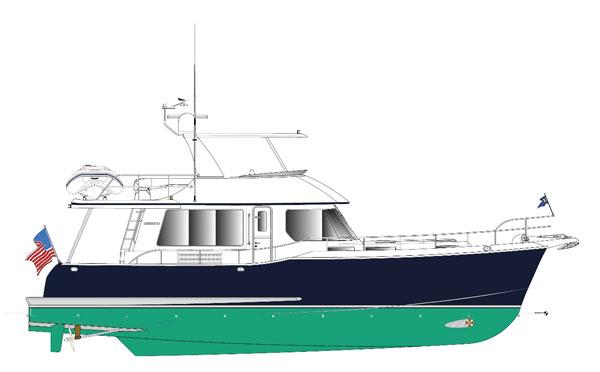 Nordhavn Unveil New 52 Coastal Pilot Motor Boat Yachting
