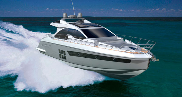 Motor Boat & Yachting   Azimut 55S