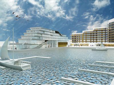 Ocean Village marina developments