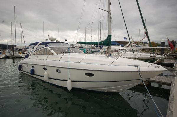 Motor Boat & Yachting   Princess V42