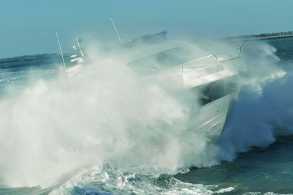 Motor Boat & Yachting | Rough Weather