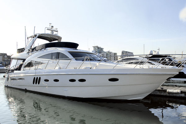 Motor Boat & Yachting | Sealine T60