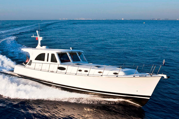 Motor Boat & Yachting   Vicem 61 Bahama Bay
