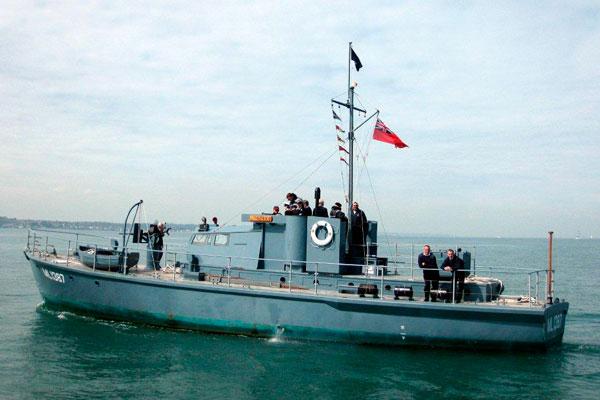 Motor Boat & Yachting | HMS Medusa